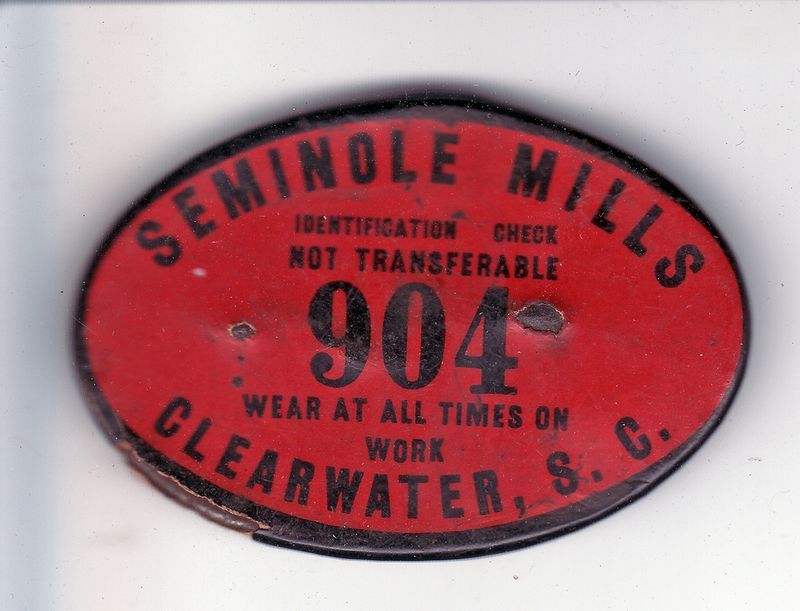 Seminole Badge