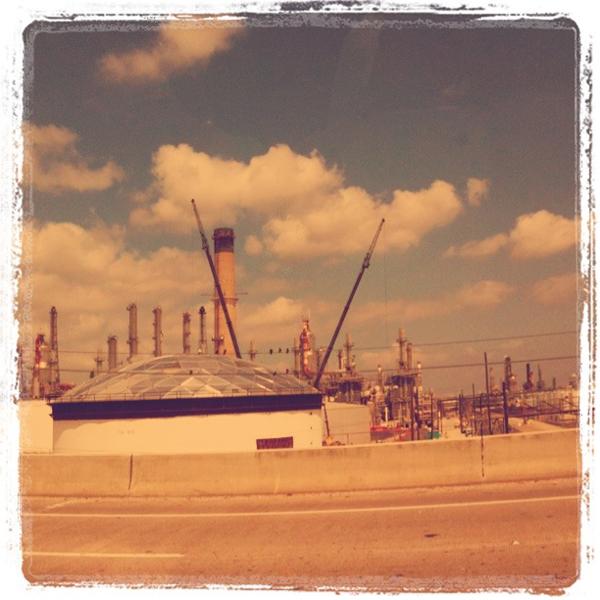 Oil tank pasadena
