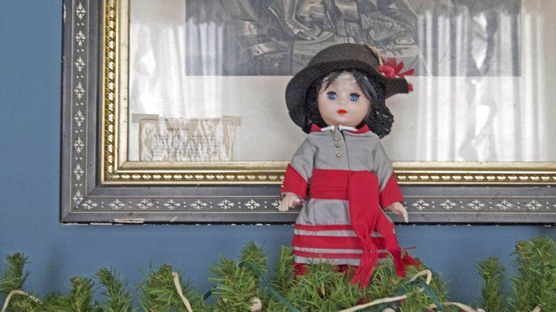 Little rebel doll